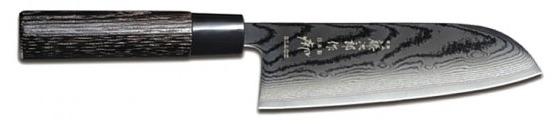 Tojiro SIPPU Black Damast
