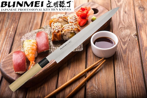 Bunmei Global Messer