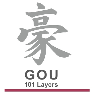 GOU 101 Messer Logo