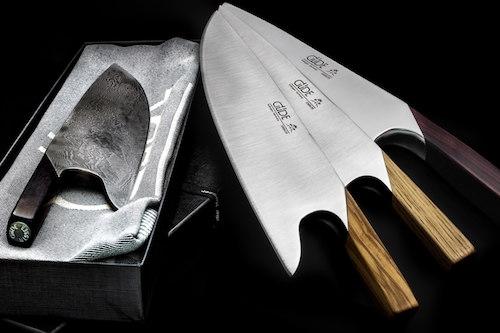 """Güde """"The Knife"""" Kochmesser"""