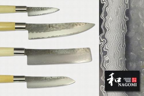 Nagomi Damast Messer