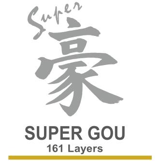 Yaxell Super GOU Kochmesser Logo