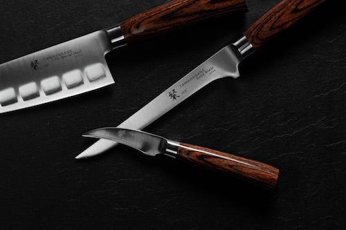 Tamahagane San 3-Lagenstahl Messer