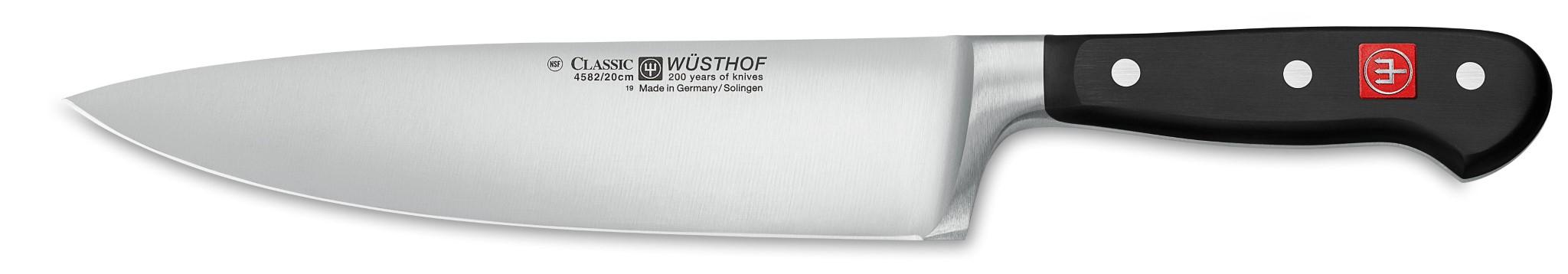 Wüsthof Altes Messer Design