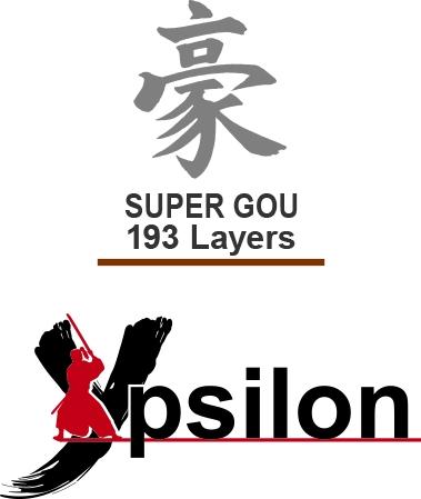 Yaxell Super GOU Ypsilon Logo