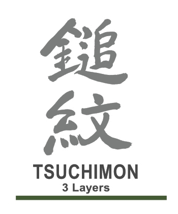Yaxell Tsuchimon 3 Lagen Logo