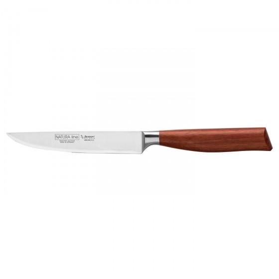 "Burgvogel Steakmesser 12 cm Rotholz ""Nature Line"" 6830.906.12.3"