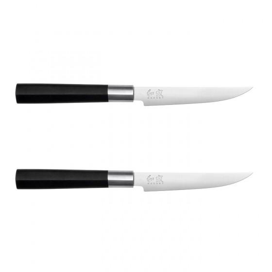 KAI Wasabi Steakmesserset 2-teilig 67S-400