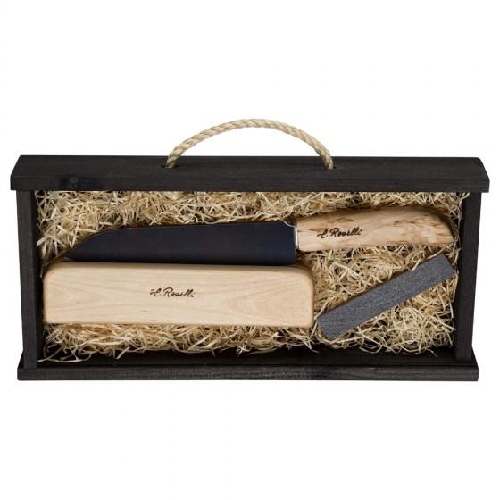 Roselli Santoku Messer 16,5 cm Geschenkset R710P