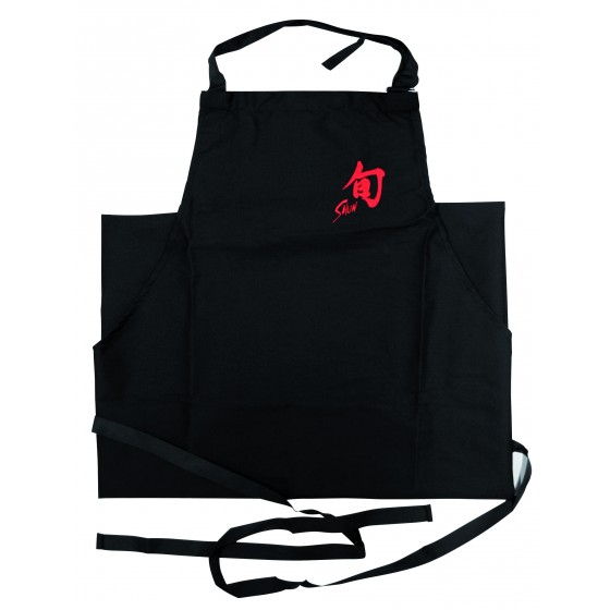 KAI Shun Kochschürze - schwarz