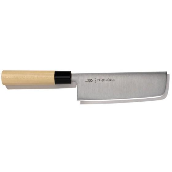 "FD-568 Nakiri-Messer 16,5 cm ""ZEN 3 Lagen"""