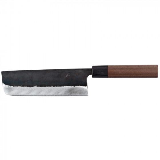 Tosa Black Aogami Nakiri Messer 16,5 cm