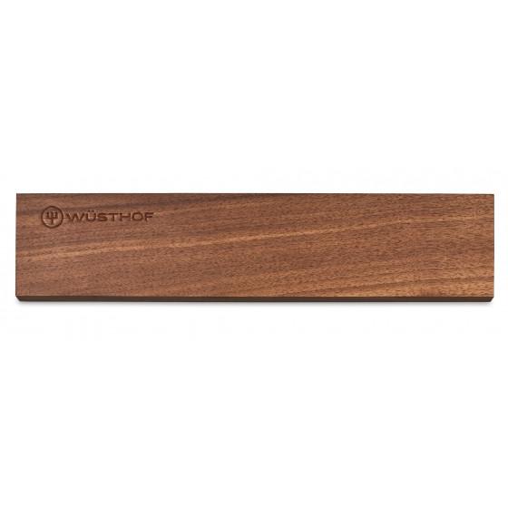 7222/30 Holz-Magnetleiste Walnuss