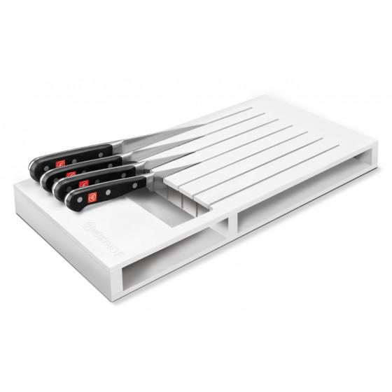 7279 Schubladeneinsatz für 7 Messer (Auslieferung erfolgt ohne Messer!)