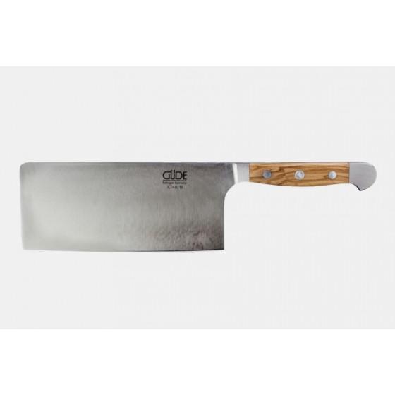 Güde Alpha Olive Chinesisches Kochmesser 18 cm X840/18