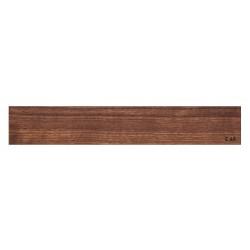 KAI Holz-Magnetleiste Walnuss DM-0807