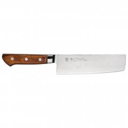 Tamahagane Damast Nakiri-Messer 16 cm KP1116