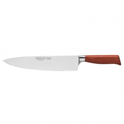 "Burgvogel Kochmesser 26 cm Rotholz ""Nature Line"" 6860.906.26.0"