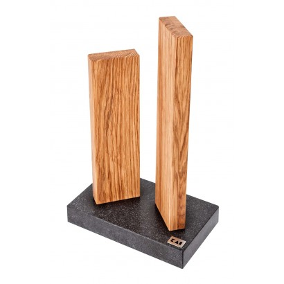 KAI Magnet-Messerblock Stonehenge Granit/EicheSTH-3.3