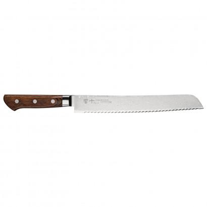 Tamahagane Damast Brotmesser 23 cm KP1118