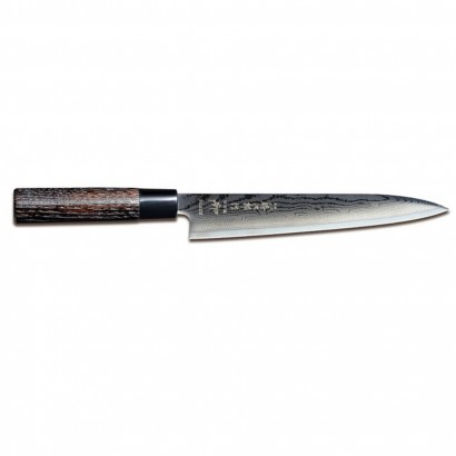 Tojiro SIPPU Black Damast Schinkenmesser 21,0 cm FD-1599