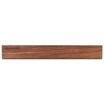 7222/50 Holz-Magnetleiste Walnuss