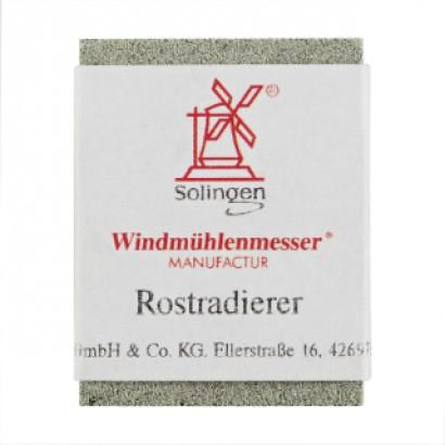 Windmühlen Rostradierer