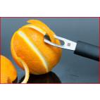 "1215155102 Apfelsinenschäler ""Silverpoint"" Anwendung"