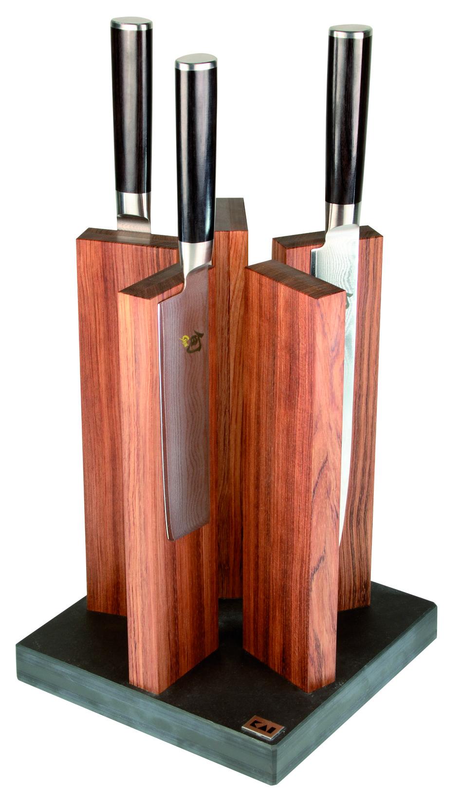 kai magnet messerblock stonehenge sth 1 red wood schiefer ohne messer. Black Bedroom Furniture Sets. Home Design Ideas