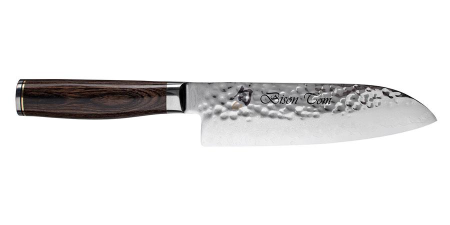 Beispiel Messer mit Gravur 1