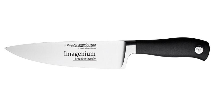 Beispiel Messer mit Gravur 2