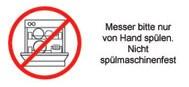 Nicht Spülmaschinen fest